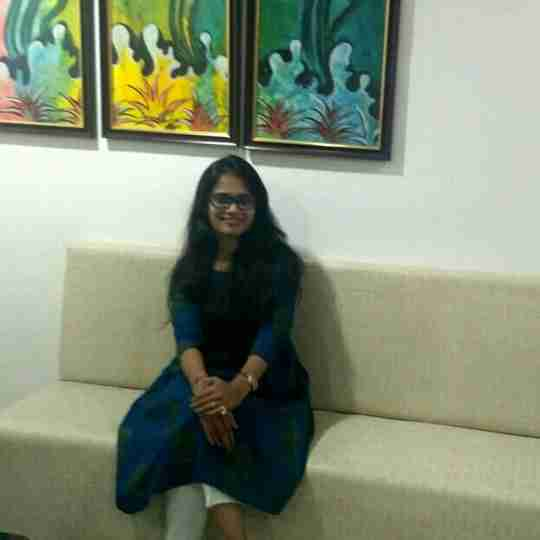 Madhusmita Mishra's profile on Curofy