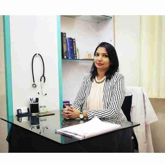 Dr. Binny Patel's profile on Curofy