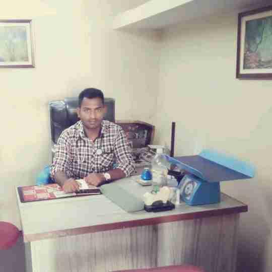 Dr. Vikrant Larokar's profile on Curofy