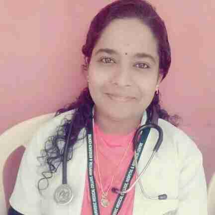 Dr. Sooraja D B's profile on Curofy