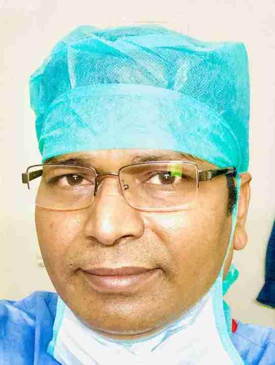 Dr. Purushothaman Munuswamy's profile on Curofy