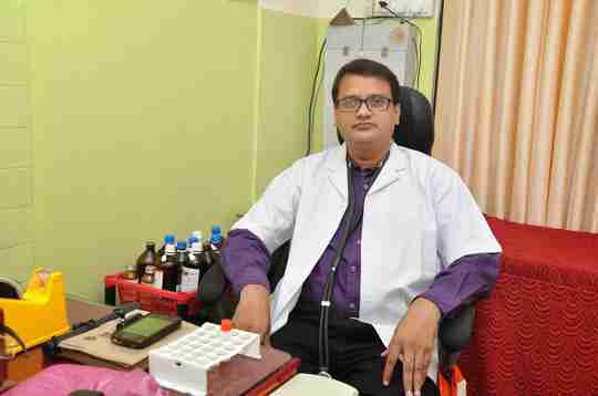 Dr. Raghuram Chilakapati's profile on Curofy