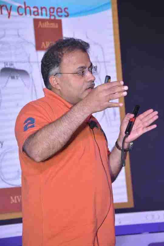 Dr. Rajesh Chandra Mishra's profile on Curofy
