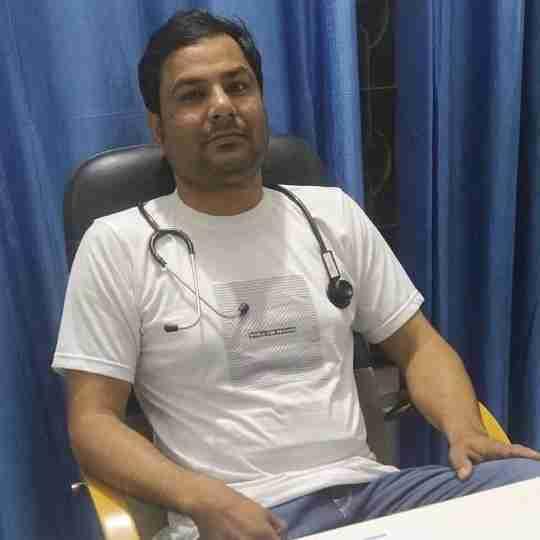 Dr. Faizan Ahmad's profile on Curofy