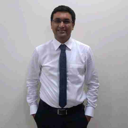 Dr. Sanket Shah's profile on Curofy