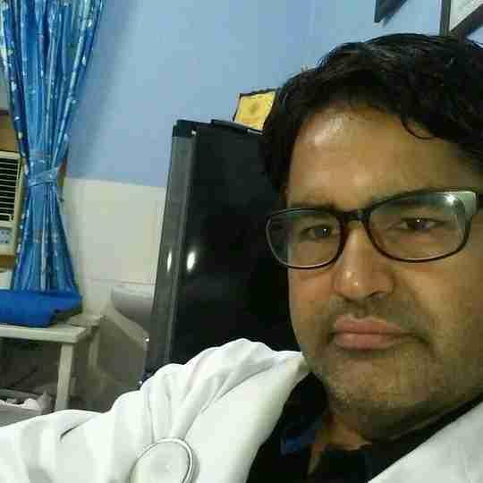 Dr. Pradeep Bhaisora's profile on Curofy