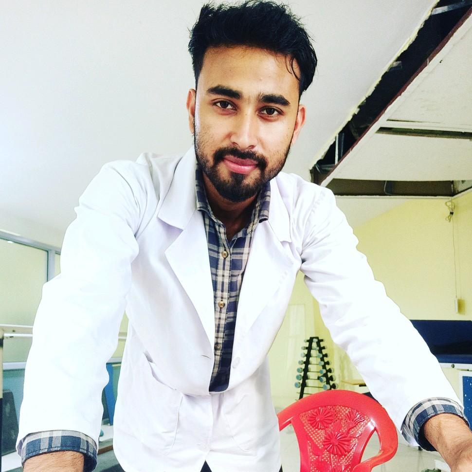 Dr. Sonu Ahmed Pt