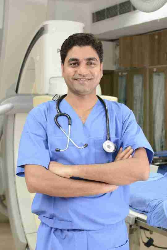Dr. Ajit K Yadav's profile on Curofy