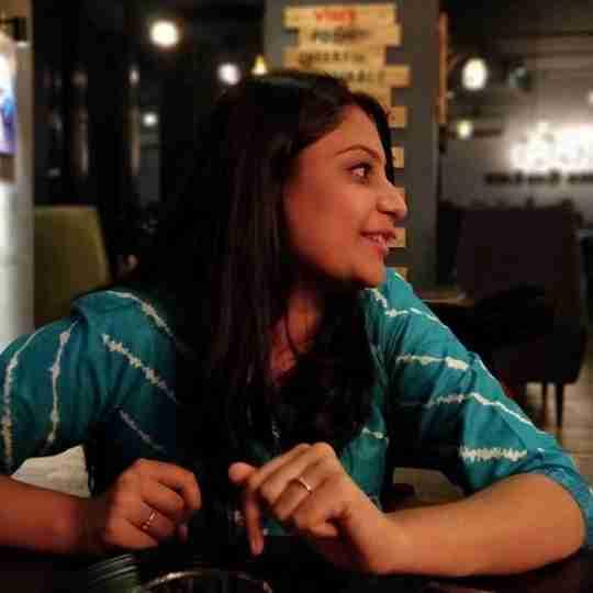 Sweta Ganatra's profile on Curofy