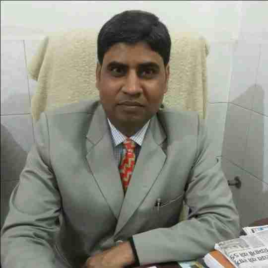Dr. Naresh Prasad Priyedershy N P's profile on Curofy