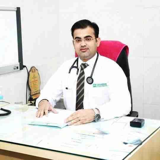 Dr. Aviraj Choudhary's profile on Curofy