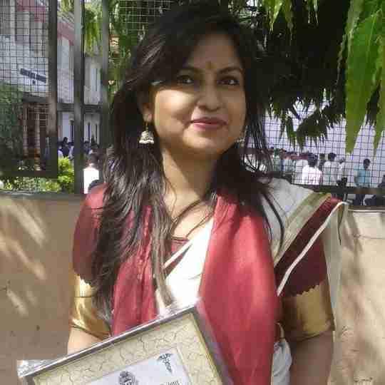 Dr. Harshita Damor's profile on Curofy