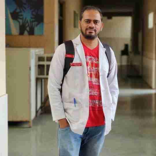 Dr. Mukesh Kumar Sagar's profile on Curofy