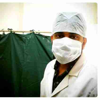 Dr. Badal Patle's profile on Curofy