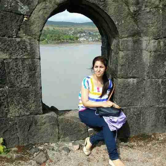 Upasana Jethani's profile on Curofy