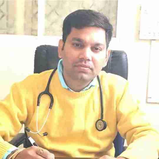 Dr. Bharat Sanjot's profile on Curofy