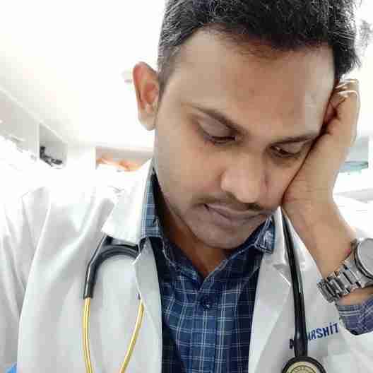 Dr. Harshith Sarikonda's profile on Curofy
