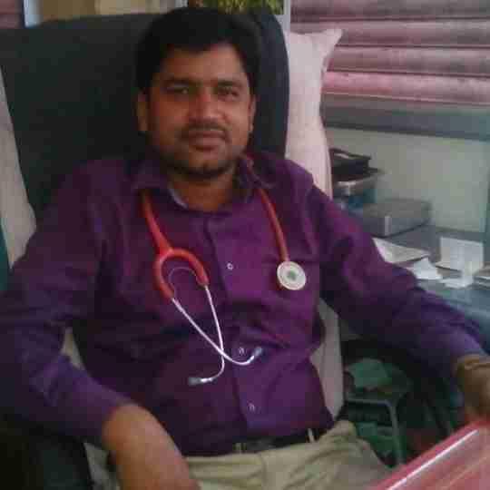 Dr. Kedar Haridas's profile on Curofy