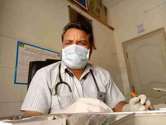 Dr. Shivalingaprabhu Sunkad's profile on Curofy