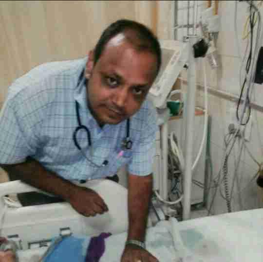 Dr. Prakash Bhansali's profile on Curofy