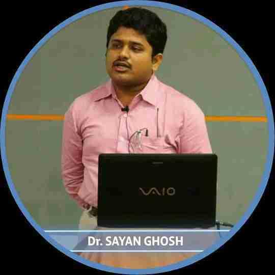 Dr. Sayan Ghosh's profile on Curofy