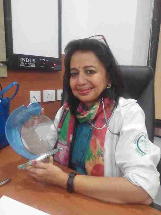Dr. Shashi Jindel's profile on Curofy