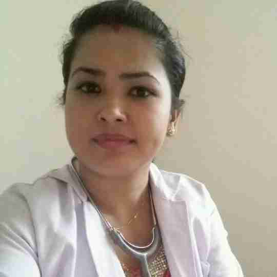 Dr. Kanika Gogoi's profile on Curofy