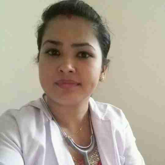 Dr. Kanika Gogoi's profile on Curofy