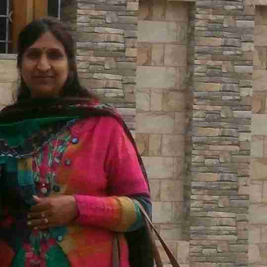 Dr. Niti Jain's profile on Curofy