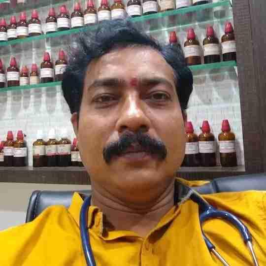 Dr. Shrikant Bansod's profile on Curofy