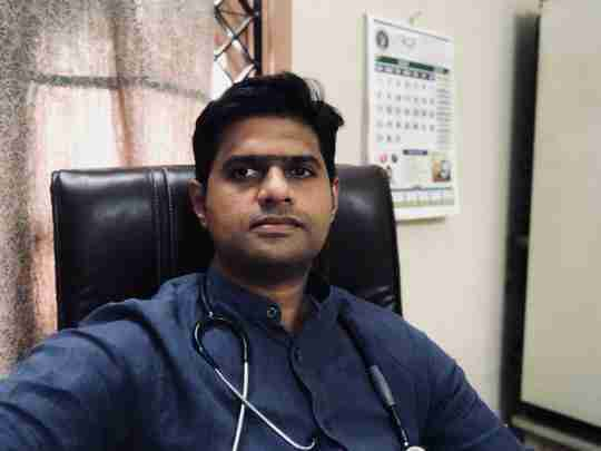 Dr. Pawan Rao's profile on Curofy