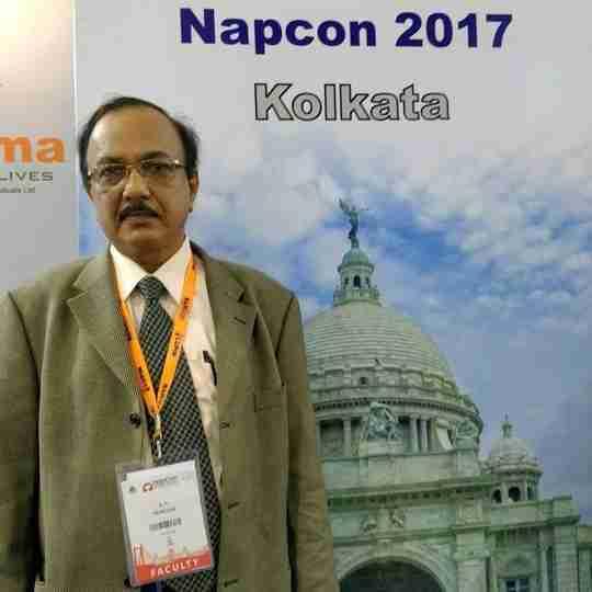 Dr. K N Poddar's profile on Curofy