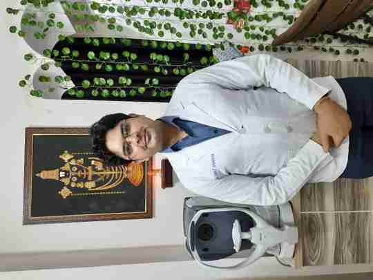 Dr. Arpit Sharma's profile on Curofy