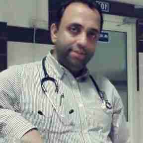 Dr. Rakesh's profile on Curofy