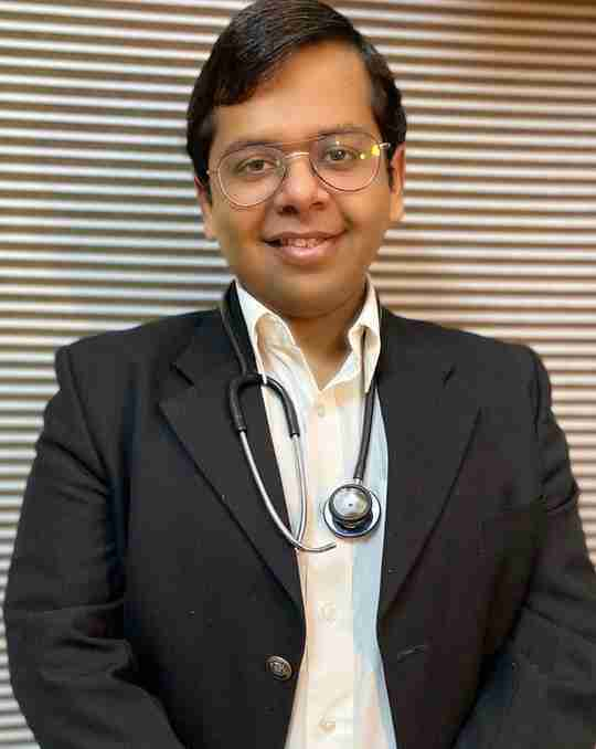 Dr. Harshal Shah's profile on Curofy