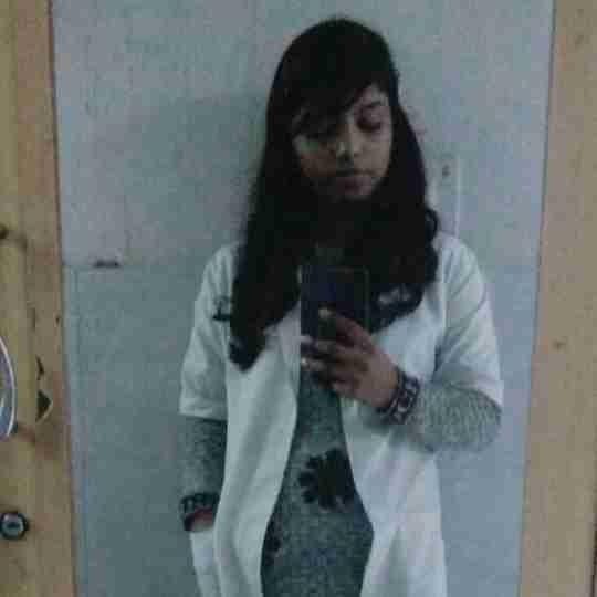 Dr. Sharmin's profile on Curofy