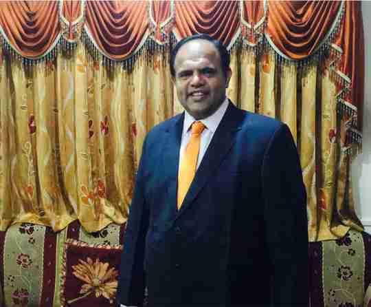 Dr. Sunil Popat's profile on Curofy