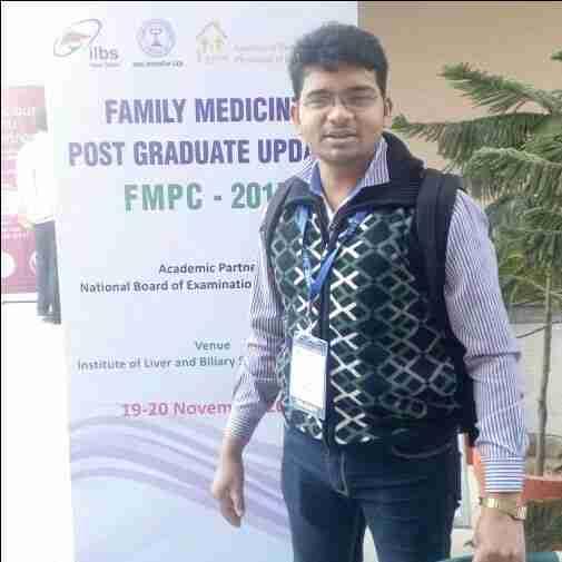 Dr. Madhaba Nayak's profile on Curofy