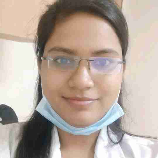 Dr. Monika Meshram's profile on Curofy