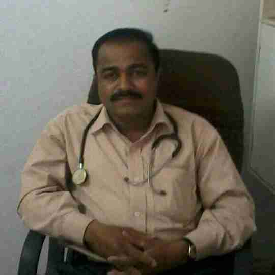 Dr. Sreenivas Rao T's profile on Curofy