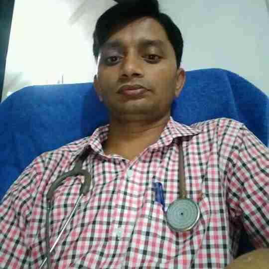 Dr. Nitin Chandure's profile on Curofy