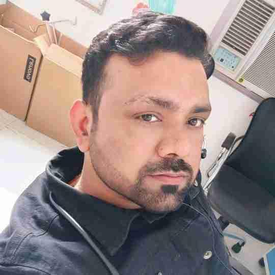Dr. Shah Mehndi Masih's profile on Curofy