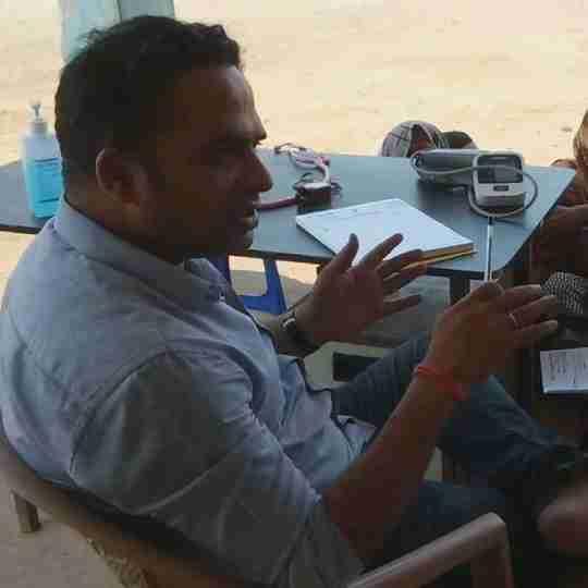 Dr. Gopal Modi's profile on Curofy