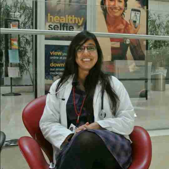 Dr. Chinmayee Mishra's profile on Curofy
