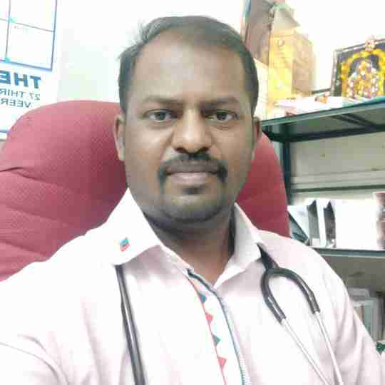 Dr. Srinivasan L's profile on Curofy
