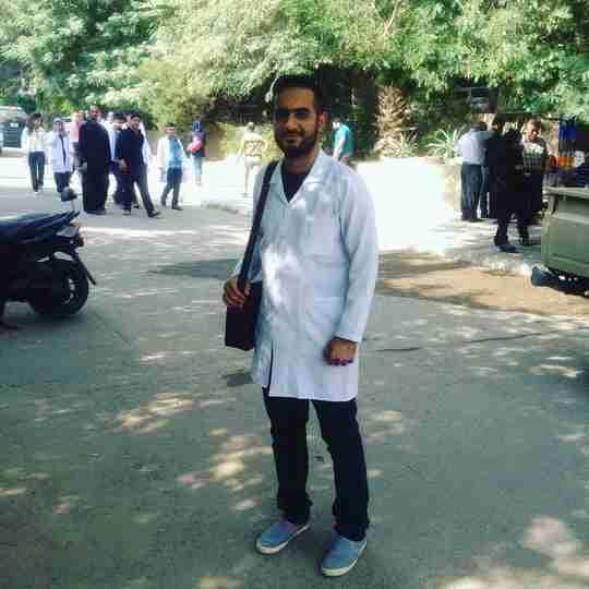 Aras Abbas's profile on Curofy