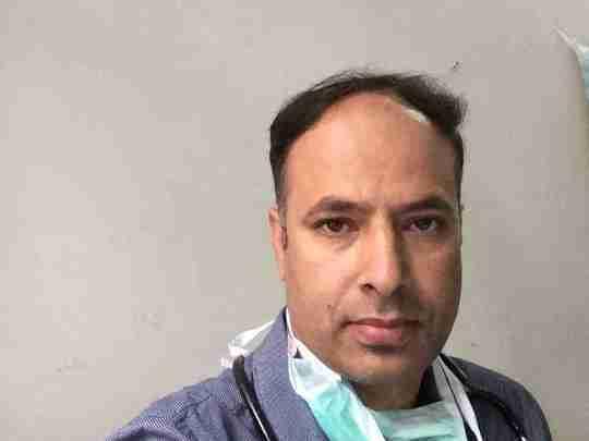 Dr. Imtiyaz Bhat's profile on Curofy