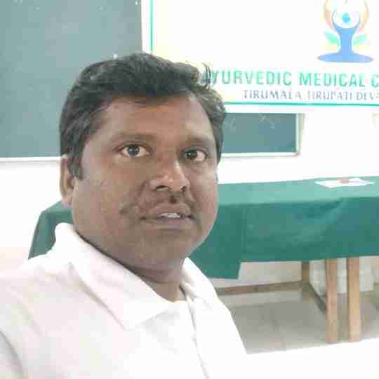 Dr. Venkata Narendra's profile on Curofy