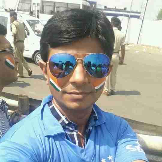 Prakash Solanki's profile on Curofy