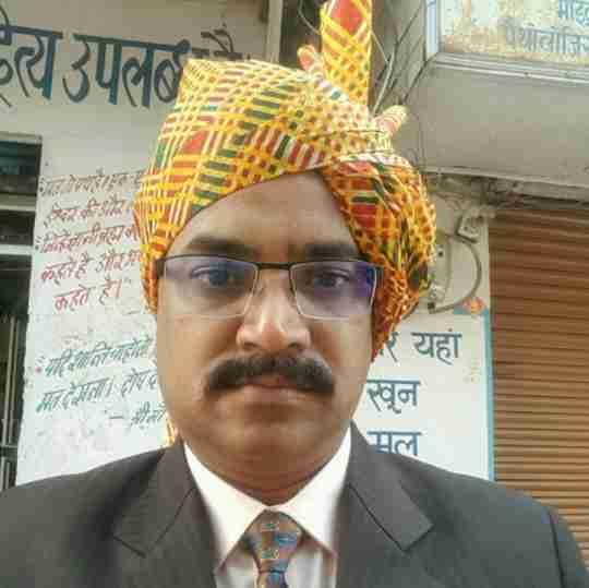 Dr. Rajesh Kumar Pippal's profile on Curofy